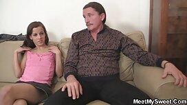 Muškarac uzbuđen masažom lijepo prži lijepu ženu cinema porn hd u ulju